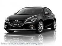 Mazda Axela 2013 - 2015