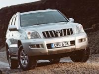 Land Cruiser Prado 120 2003-2009