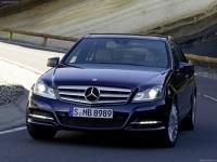 Mercedes-Benz C-Class W204 2008-2013