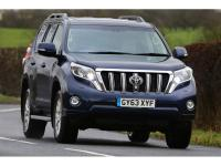 Toyota Land Cruiser Prado 2014-2016 1 рестайлинг