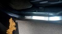 Накладки на пороги Toyota Rav4 IV 2013-2018