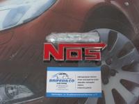 Эмблема алюминиевая для решетки радиатора Nos