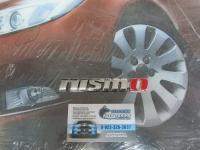 Алюминиевый шильдик с клеевой основой Nismo для автомобилей Nissan