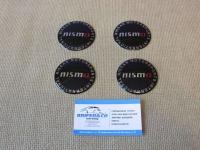 Ступичные наклейки на колпачки Nismo для автомобилей Nissan