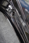 Спойлер высокий трехсоставной в стиле Mugen на Honda Accord 7