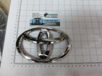 Эмблема шильдик логотип Toyota 150*105 мм