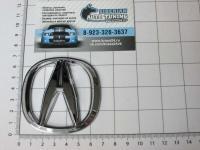 Эмблема шильдик логотип Acura 68 мм