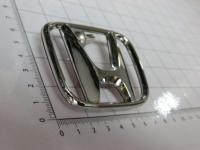 Эмблема шильдик логотип Honda 70*56 мм