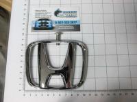 Эмблема шильдик логотип Honda 105*85 мм