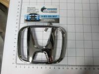 Эмблема шильдик логотип Honda 113*92 мм (75700-S5B-0030)