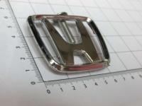 Эмблема шильдик логотип Honda 63*53 мм