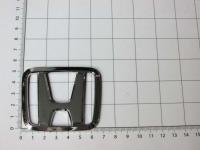 Эмблема шильдик логотип Honda 67*56 мм