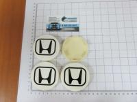 Ступичные колпачки Honda черные 68/64/11