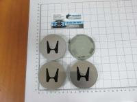 Ступичные колпачки ЦО Honda черные металл 69/64/11