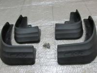 Оригинальные брызговики на Mazda CX-5 2012-2017