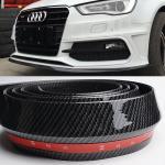 prodtmpimg/15287202873717_-_time_-_Universal-Fake-Carbon-Fiber-PU-Car-Front-Bumper-Lip-Spoiler-Splitter-Side-Skirt-Car-Boky-kit.jpg