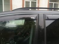 Дефлекторы окон, Ветровики Volkswagen Touareg 2002-2010 с креплением