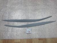 Реснички на фары TOYOTA CAMRY 30 2001-2005г, накладки на фары