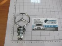 Звезда на капот Mercedes-Benz W126 A124 880 00 86