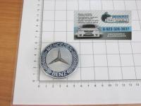 Эмблема на капот Mercedes-Benz 57мм A638 817 01 16