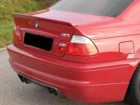 Спойлер BMW 3 E46 coupe 1998-2006 на кромку багажника