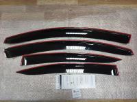 Дефлекторы окон, Ветровики Mazda 6 2008-2012г седан кузов GH