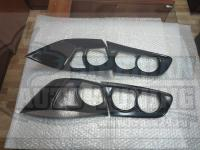 Накладки на задние фонари для Mitsubishi Lancer 10 X