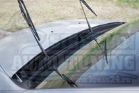 Жабо цельное без скотча Nissan Terrano 2014-2015