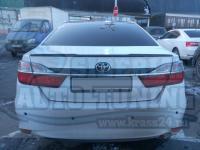 Спойлер узкий Agressor на багажник Toyota Camry V50 V55 2011-2017