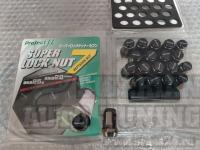 Гайки Project Mu Super Lock Nut 7 стальные m12 секретки