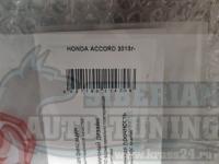 Реснички на фары Honda Accord 9 2013+, накладки на фары