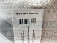 Реснички на фары Toyota Mark 2 100 1996-2000г, накладки на фары