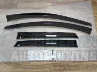 Дефлекторы окон, Ветровики Toyota Auris 2012+