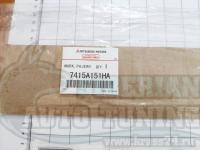Эмблема шильдик надпись Pajero 7415A151HA на багажник 230х25 мм
