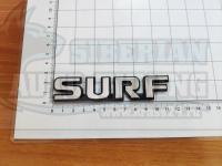 Шильдик с клеевой основой Surf карбид для автомобилей Toyota