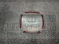 Хромированная накладка на лючок бензобака Honda CR-V 2013-2017