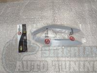 Реснички на фары Lexus RX330 1997-2003, накладки на фары