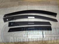 Дефлекторы окон, Ветровики Hyundai Solaris 2011-2016+ хетчбек