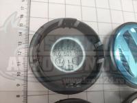 Ступичные колпачки ЦО Volkswagen 77 мм 7L6601149 (Цена за 4шт)