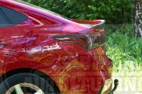 Спойлер крышки багажника Hyundai Solaris 2017+ седан