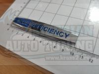 Эмблема на крыло Blue Efficiency Mercedes-Benz 100*18
