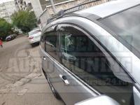 Дефлекторы окон, Ветровики Honda CR-V 2007-2011 с креплением