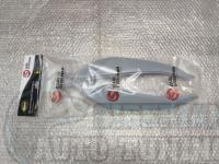 Реснички на фары Nissan Sylphy 2005-2009, накладки на фары