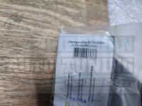 Дефлектор капота черный (спойлер, мухобойка) Mitsubishi Outlander 2012-