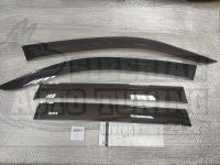 Дефлекторы окон, Ветровики Mitsubishi Airtrek 2001-2008г