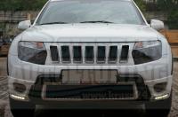 Решетка радиатора Cherokee Style Renault Duster 2010-2019