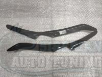 Реснички на фары Infiniti FX 35 2003-2008, накладки на фары