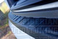 Накладка на задний бампер Hyundai Creta I 2016-
