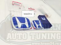 Комплект синих эмблема Type R H для автомобилей Honda Accord 7 CL/CL7/CL9