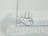 Эмблема шильдик на багажник SRV для Land Rover Range 100*60